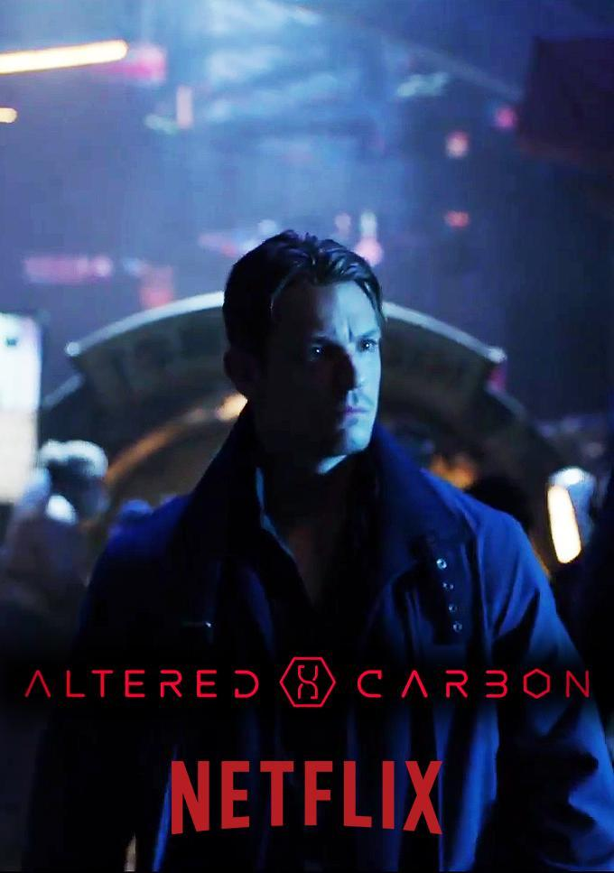 Serie Altered Carbon