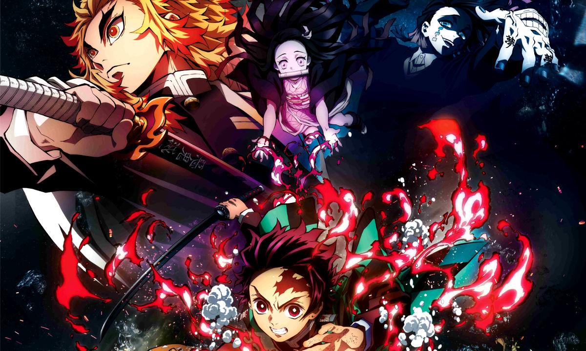 Fecha de estreno y tráiler de la película de Kimetsu no Yaiba