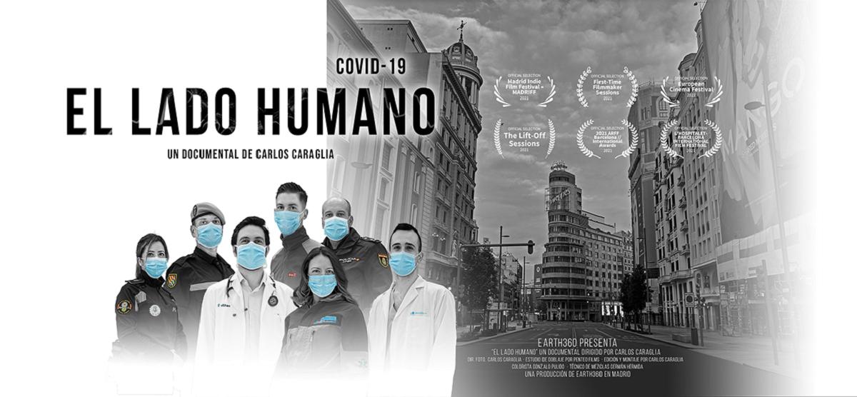 COVID-19 el lado humano documental Filmin- El Palomitrón